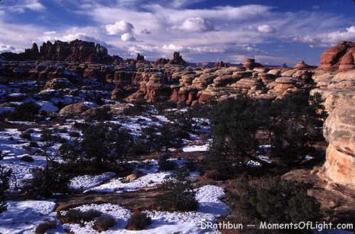 Needles District Canyonlands Utah